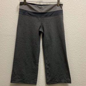 LIKE NEW Lululemon Groove Pant Crops